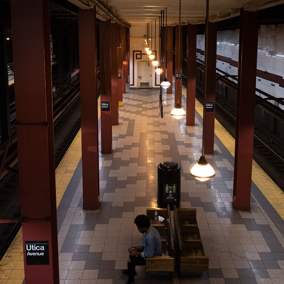 UTICA STATION New York Intimate Limited Edition Photography