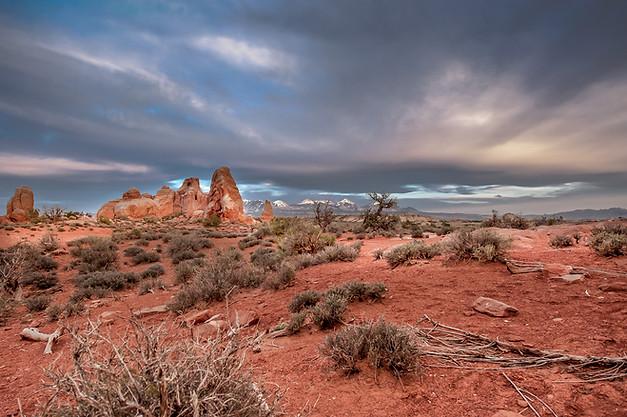 Arches NP Utah