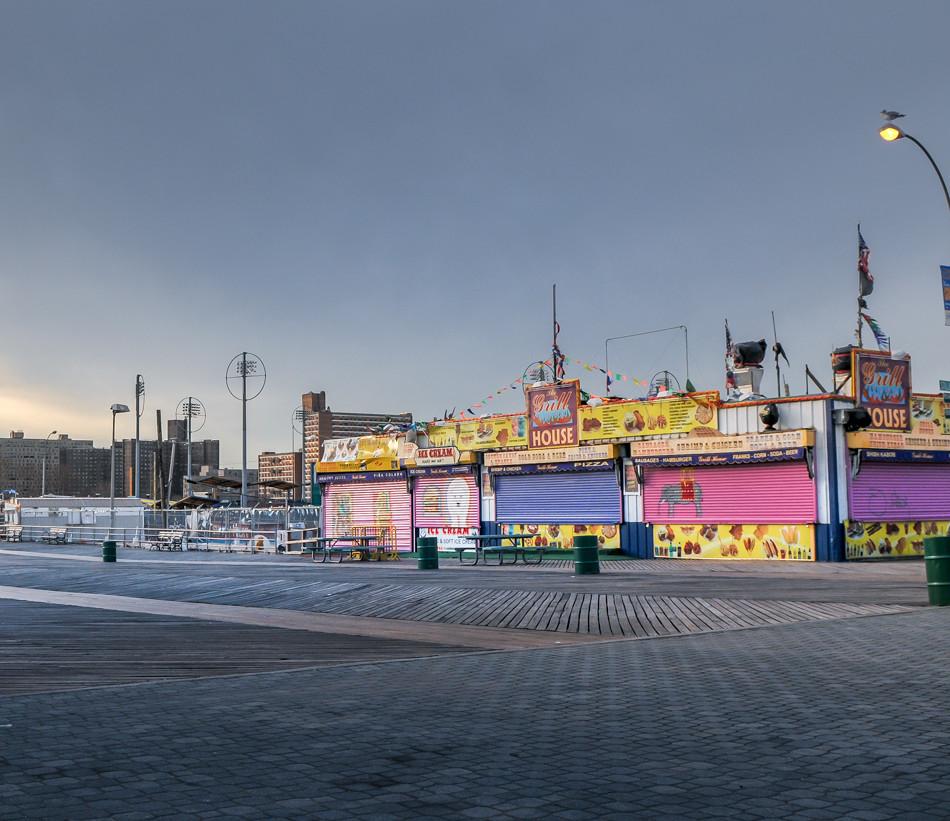 Walkboard Coney Island