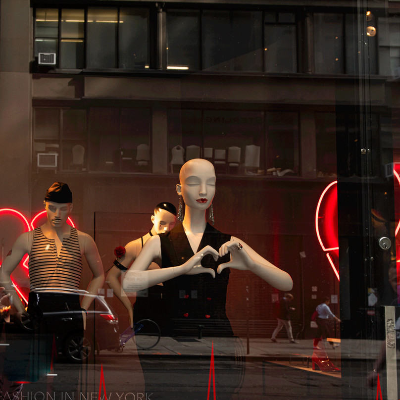 LOVE NEW YORK New York Intimate Limited Edition Photography