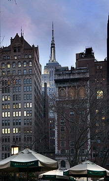 Empire from Bryant Park