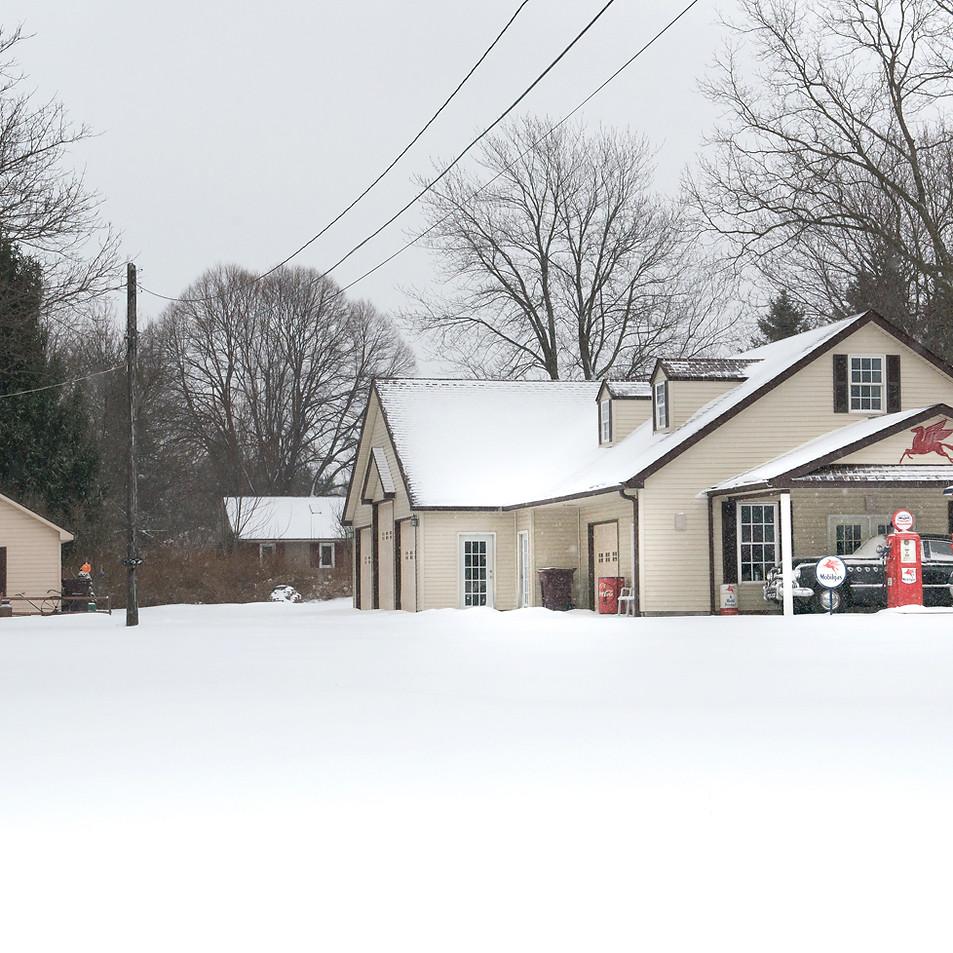 Mobile Gas Station Ashtabula - Ohio