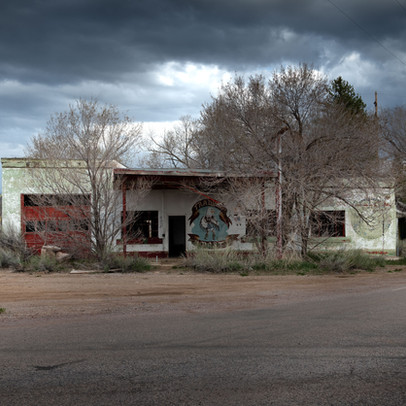 Trainding Post New Mexico