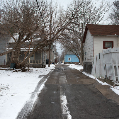 Jefferson Street Niagara Falls City