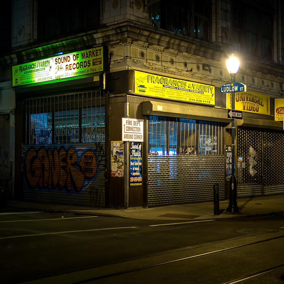 Ludlow Street Philadelphia - Pennsylvania