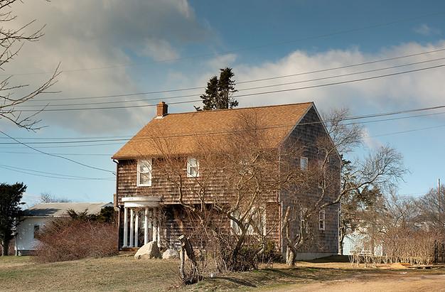 Wood house Rosendale