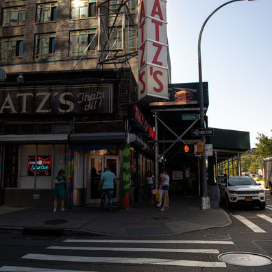 KATZ'S New York Intimate Limited Edition Photography