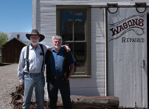 Richard Fike's Museum of Mountain West