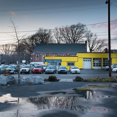 Raymond's Rent a car Lancaster Pennsylvania