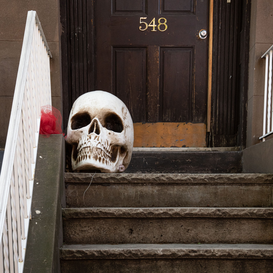 548 DEATH STREET New York Intimate Limited Edition Photography