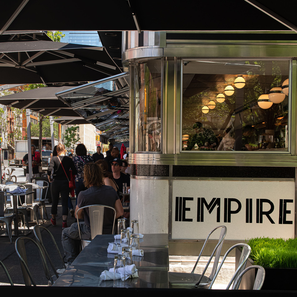 EMPIRE DINER New York Intimate Limited Edition Photography