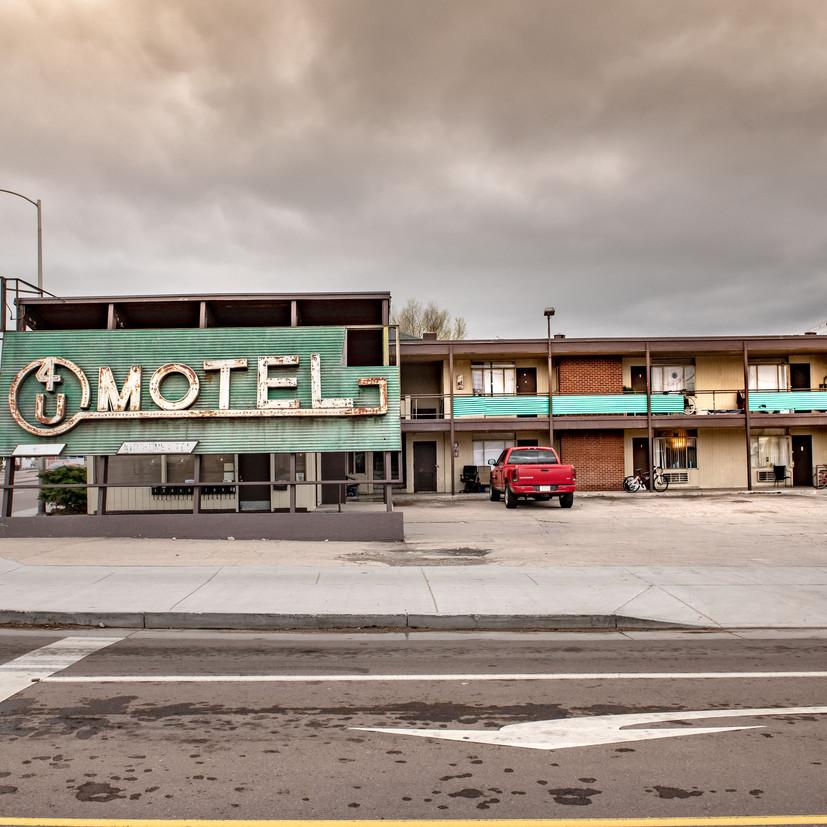 4U Motel Colorado Springs