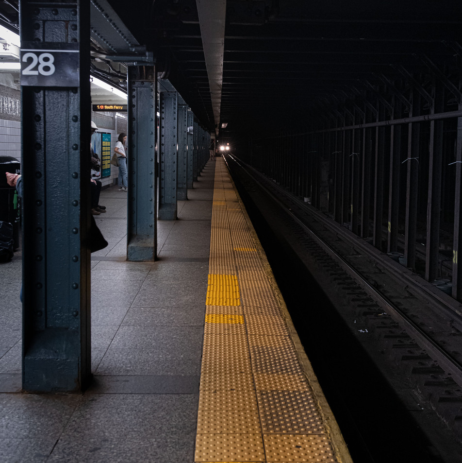 28th STATION New York Intimate Limited Edition Photography