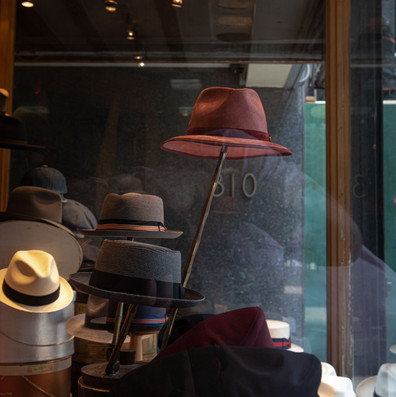 HATS New York Intimate Limited Edition Photography