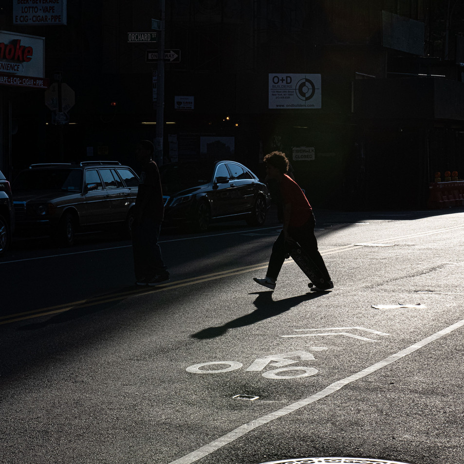 SKATER New York Intimate Limited Edition Photography