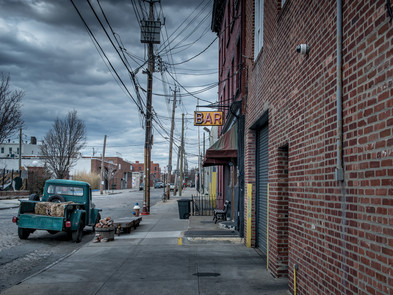 New York - Red Hook, Gowanus, Caroll Gardens