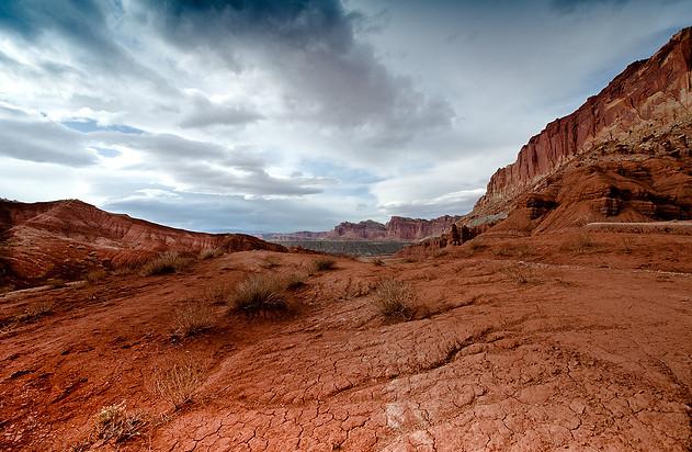 Capitol Reef NP Utah