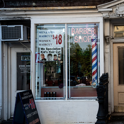 HAIR CUT 18$ New York Intimate Limited Edition Photography