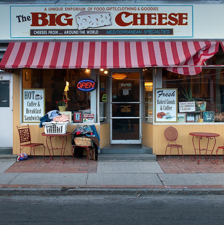 Big cheese in Rosendale