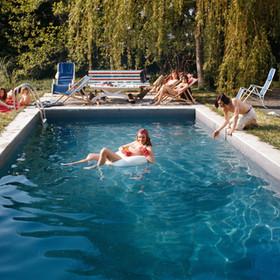 La piscine Laurent Condominas Edition Limitée 21 ex.