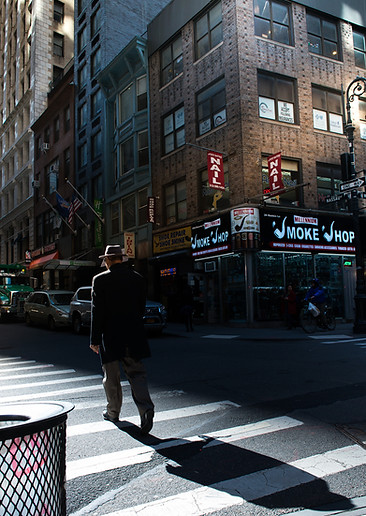 Shadow and Smoke shop
