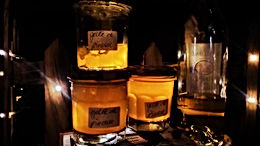 La gelée de pineau des Charentes