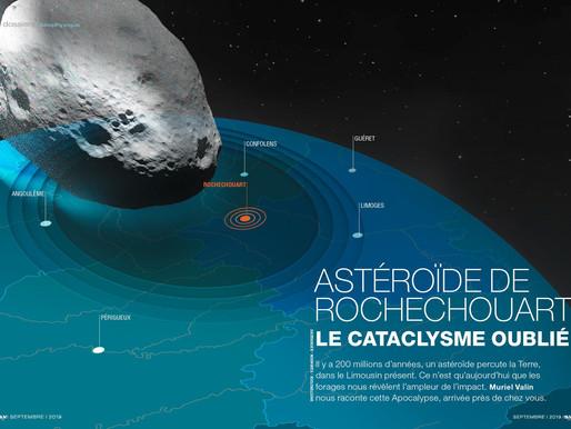 L'Astéroïde de Chassenon-Rochechouart