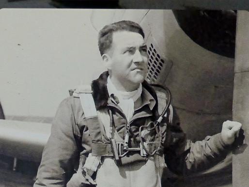 David Donovan : un aviateur abattu le 8 juin 1944 en Sud-Charente, à Chalais