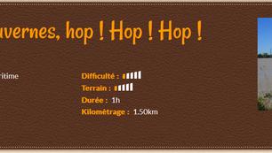 🧭 Tèrra Aventura 7 : A caverne, hop ! Hop ! Hop