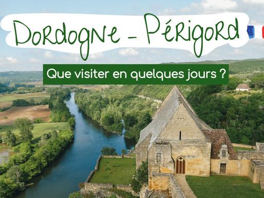 🏘 Villages de Dordogne par Crédit Agricole Charente-Périgord