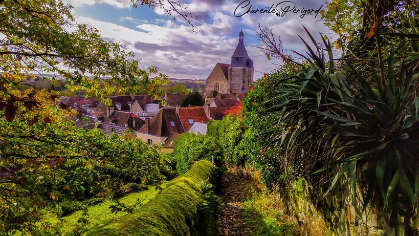 Village d'Épernon (Eure & Loir)