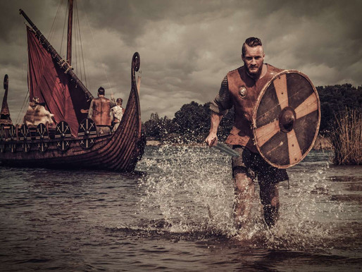 VIKINGS : l'invasion de la Charente