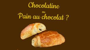 🍪 📖 Chocolatine ou pain au chocolat ?