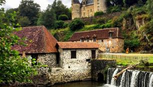 La forge de Savignac-Lédrier (24)