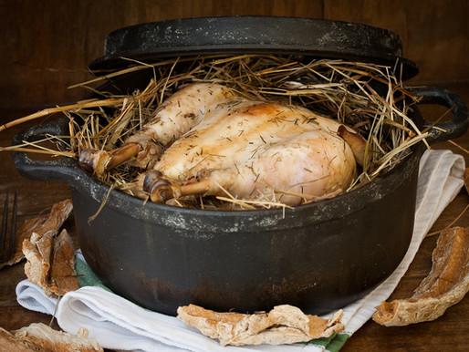🍲 Poulet de Barbezieux au foin des Charentes