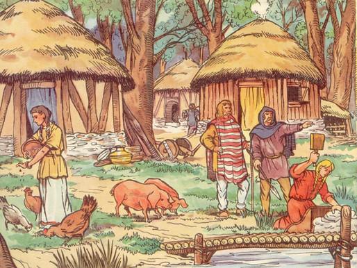 les Santons : peuple Celte de Saintonge