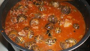 🍲 Escargots à la Charentaise
