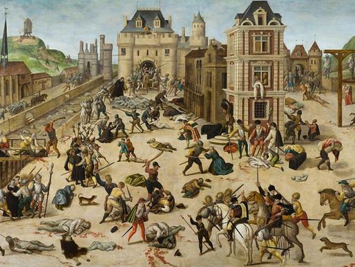 L'affaire Angoulême, 10 août 1588