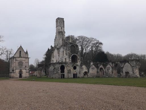 Domaine et chapelle de Chaalis