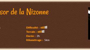 🧭 Tèrra Aventura 5 : Le trésor de la Nizonne