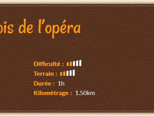 🧭 Tèrra Aventura 2 : Le petit bois de l'opéra