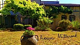 Mitterrand : de la maison natale de Jarnac à Toutvent