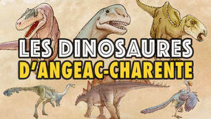 🦖 Les dinosaures : Angeac-Charente
