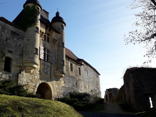 🗿 Château d'Excideuil et sa petite ville (24)