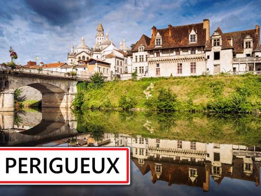 🗿 Périgueux : la vieille ville