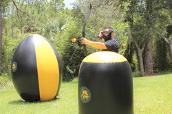 Archery Battle in Florida