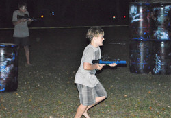 Laser tag in Florida