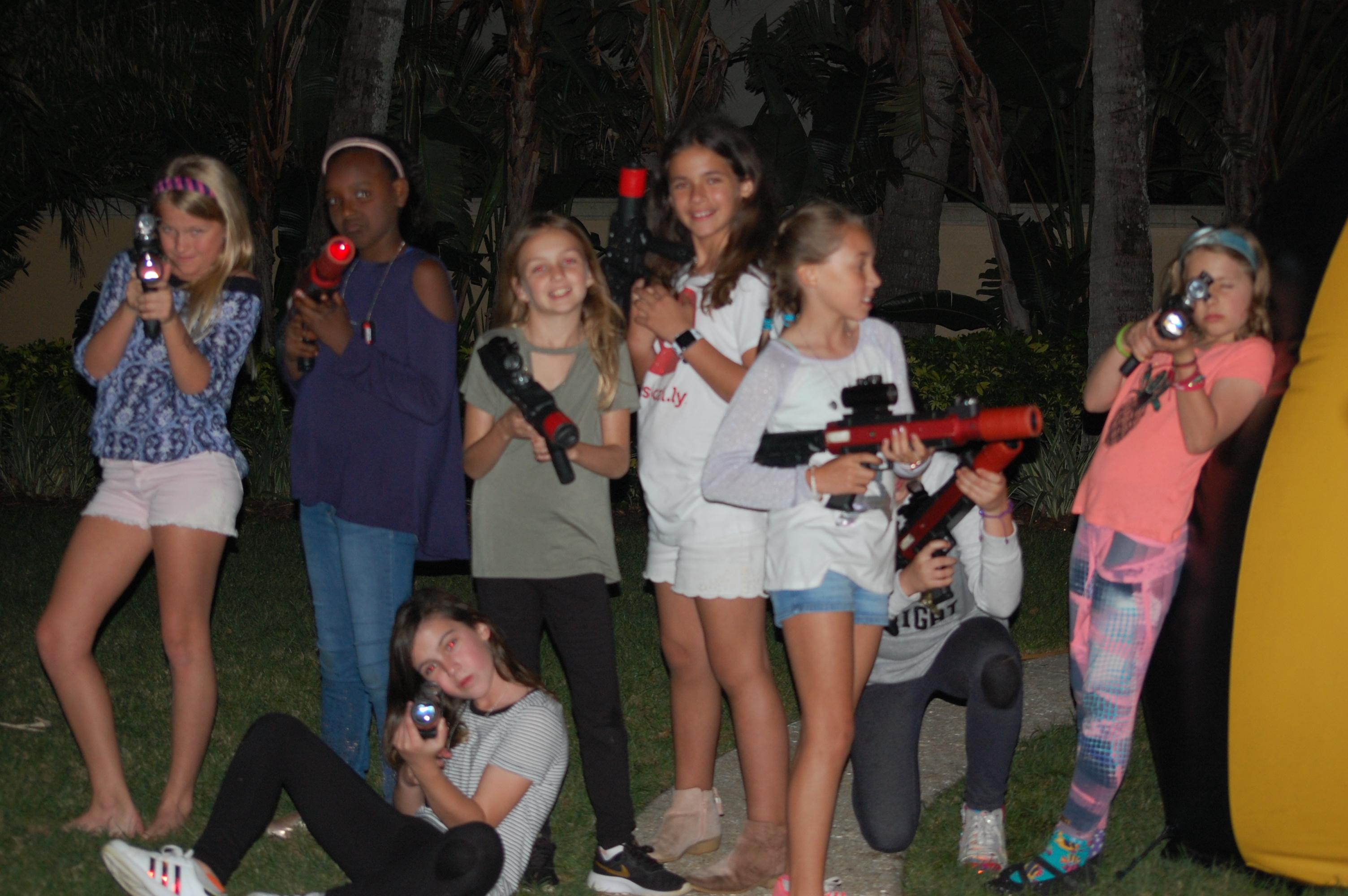 Girls birthday party ideas Sarasota