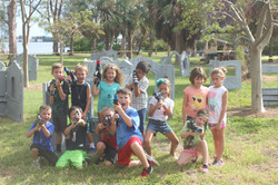 Mobile Laser Tag on Siesta Key