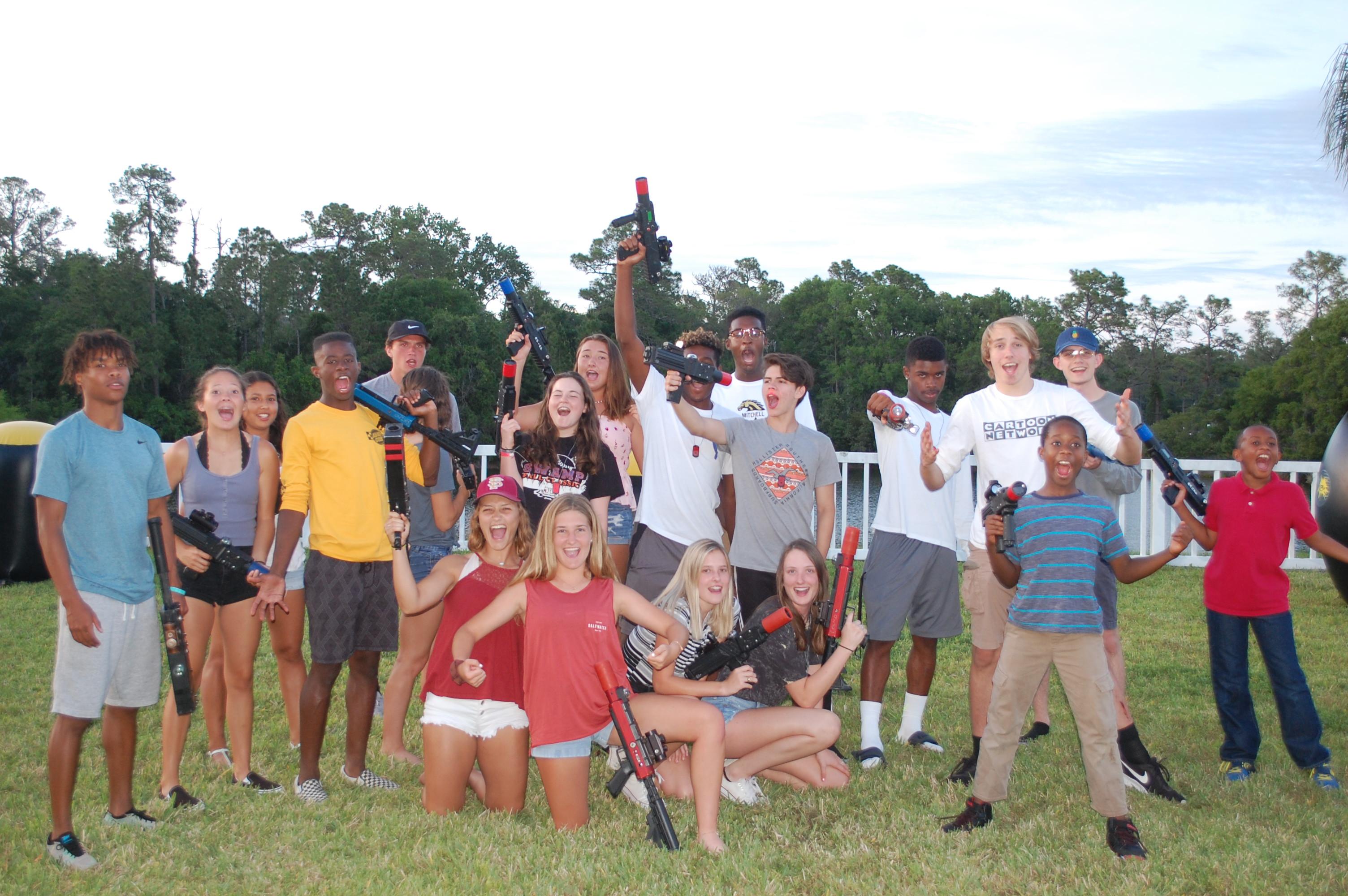Teenage birthday party ideas in FL
